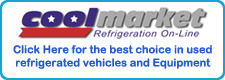 Refrigerated Vehicle specialists